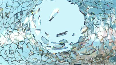 stock-footage-shattered-window-glass-with-slow-motion-and-blue-sky-alpha-is-included