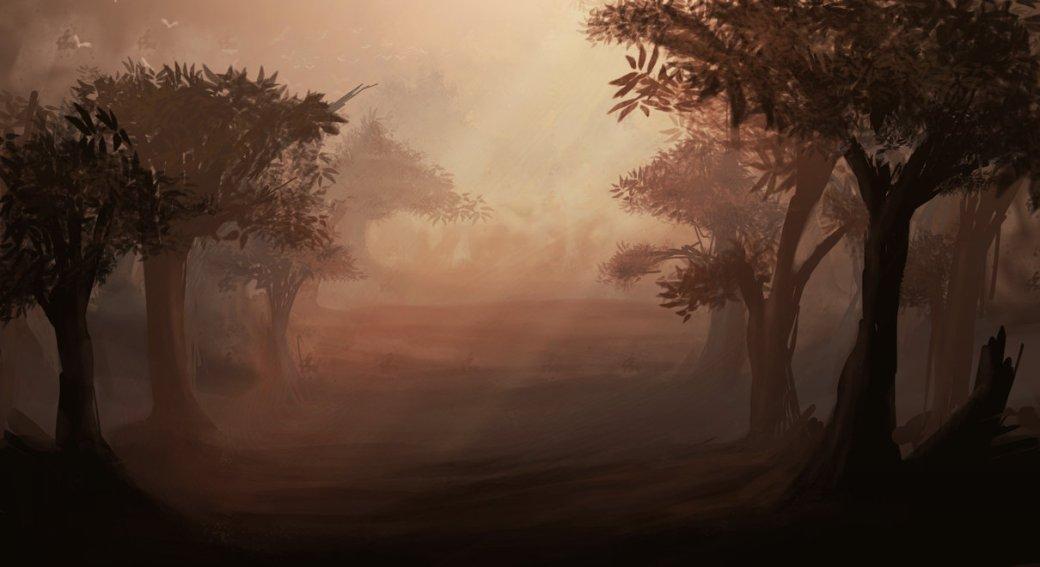 dusk_forest_by_sclarke1991-d63rnsa